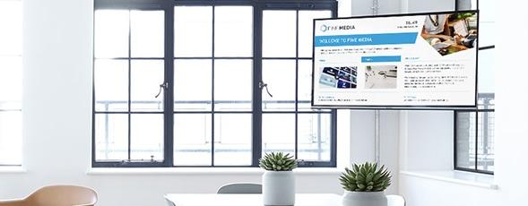 écran tactile affichagedynamique