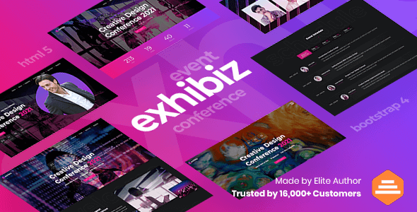 Exhibiz – Event, Conference and Meetup