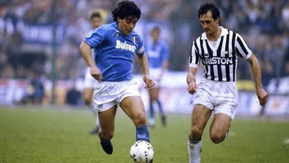 Diego Maradona UEFA 1989