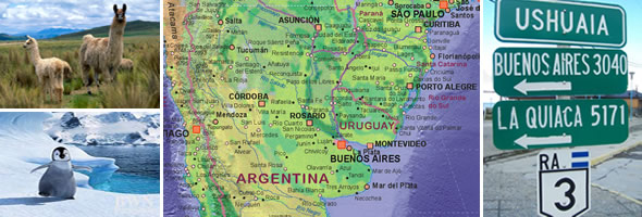 Geografia da Argentina
