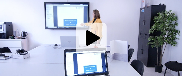 visualiseur réunion à distance outil collaboratif