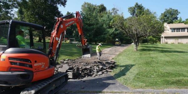 top excavation contractors - new york