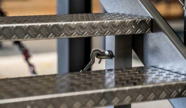 Doppelstocksysteme aus Stahl