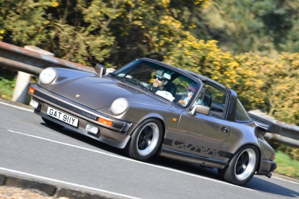 Cars To The Claydons - 911sc Targa