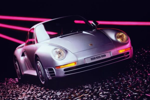 Sports Cars of the 80's Porsche 959