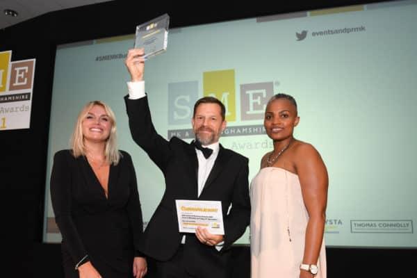 Auto Classica Storage win Gold award