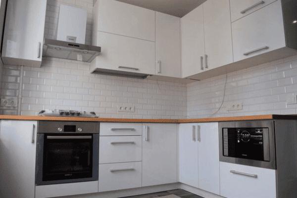 Кухонный гарнитур фасады МДФ 4000мм