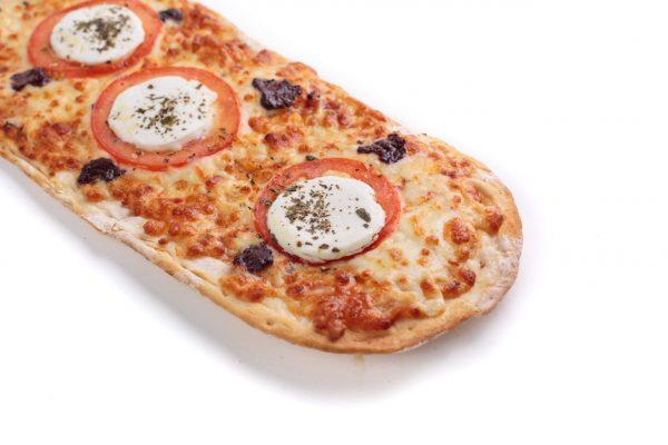 Pizza lunga jamón   di Paolo