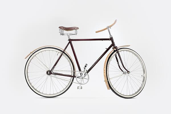 Klasyczny męski rower miejski od Goldie&Oldie - stylowe rowery