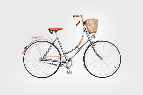 Rower damski miejski - stylowy rower - Goldie&Oldie WomenGOBike2000elite