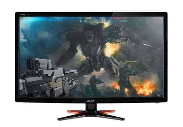 màn hình chơi game - Màn hình hiển thị trò chơi GN246HL của Acer