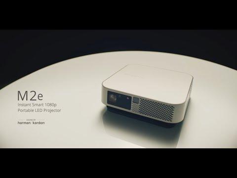 máy chiếu viewsonic M2e