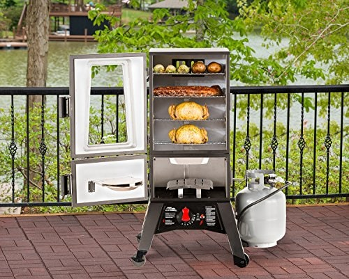What Users Say About Masterbuilt 20050716 Thermotemp Propane Smoker