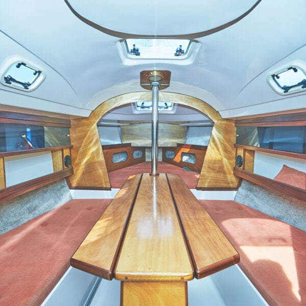 Avar 29 sailboat charter | Füredyacht Charter