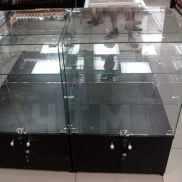 Купить прилавки торговые стеклянные для магазина