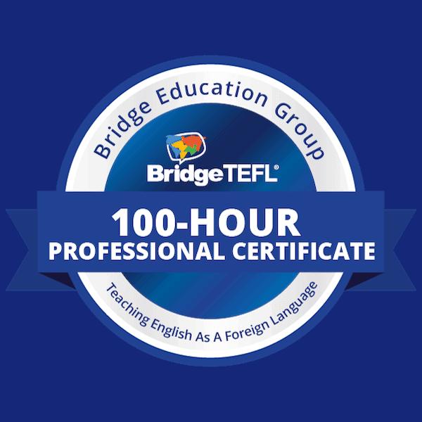 TELF teaching certification