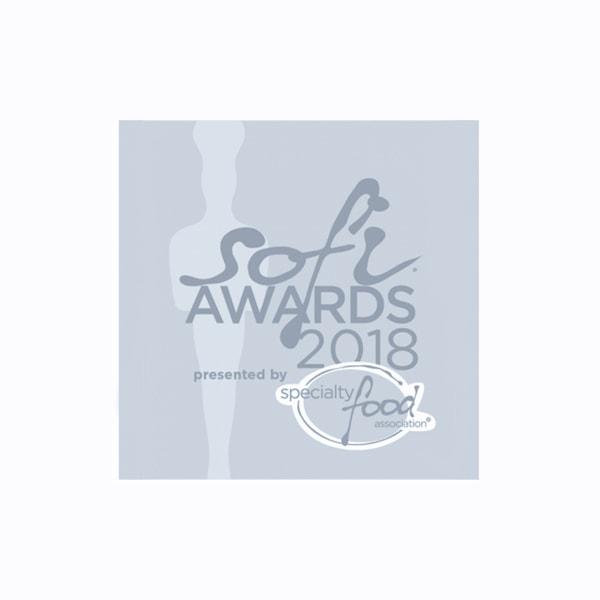 Sofi Award Best New Product 2018
