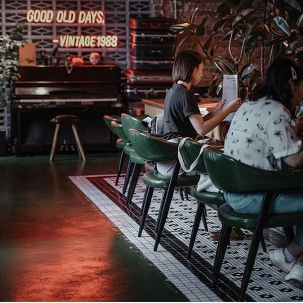 Things To Do In Kl - Vintage 1988 Cafe