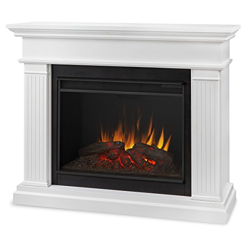 Compare Real Flame 8070E-W vs. Southern Enterprises Corner Electric Fireplace TV Stand