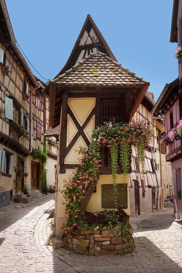 Village d'eguisheim