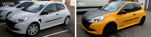 carwrapping herselt aarschot
