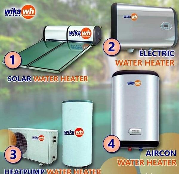 Distributor Resmi Wika Water Heater di Bandung, Melayani Installasi dan Service Bergaransi