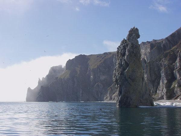 Đảo Wrangel, khu bảo tồn tự nhiên tuyệt đẹp ở Nga