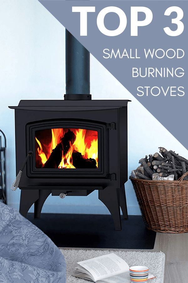Best Small Wood Burning Stoves: Reviews on the top 3 small wood burning stoves #woodstove #woodburningstove #smallwoodburningstove #FireplaceLab