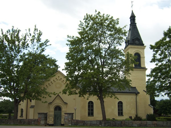 vange kyrka