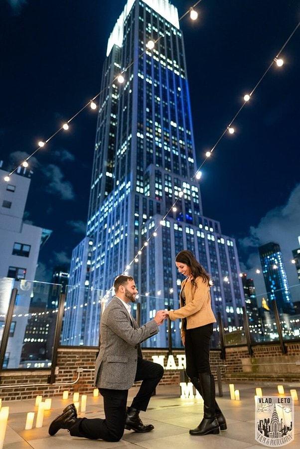 Photo Rooftop Proposal 6 | VladLeto