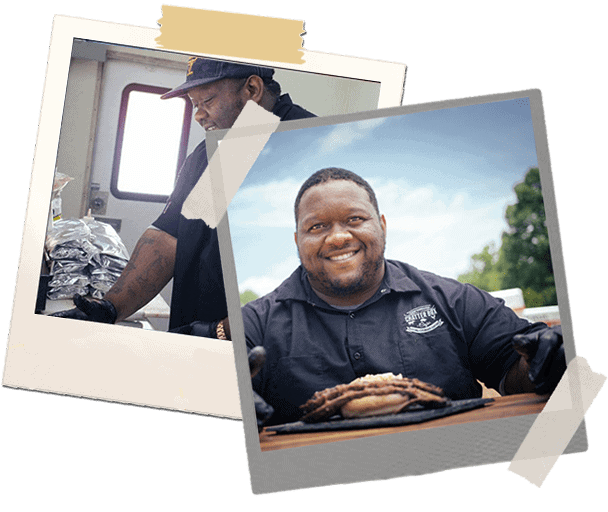 Meet Chef Brandon