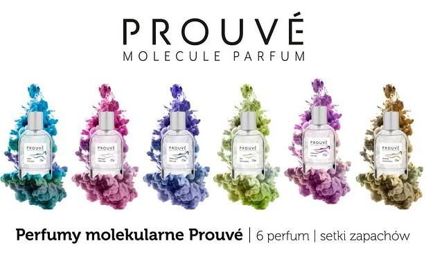 Perfumy molekularne Prouve