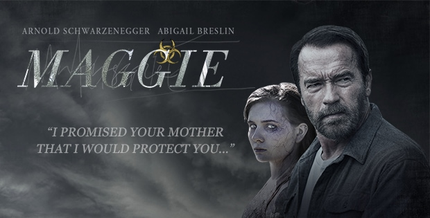 Maggie (2015). Trailer & Film Review: what to be ready to?