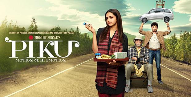 Piku (20150. Trailer and Movie Review