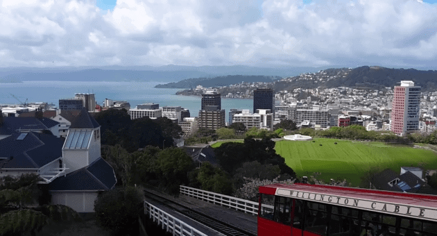 wellington Going NZ
