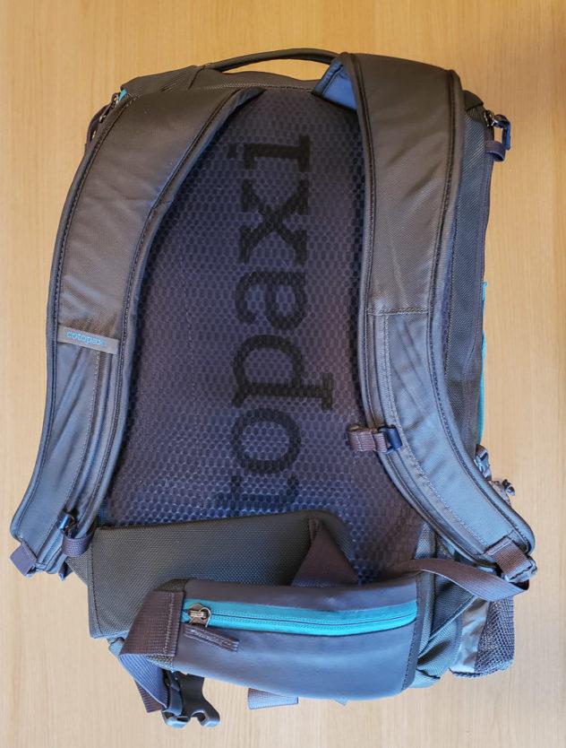 cotopaxi allpa 35l bag thick straps