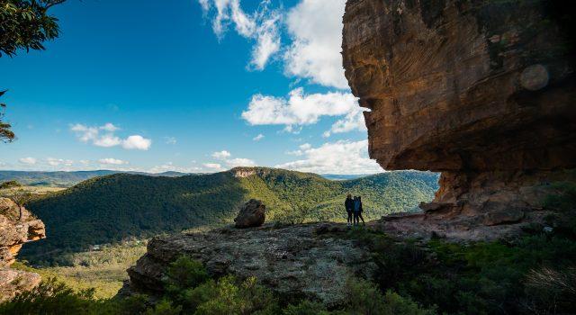 henry lawson walk to bushranger cave