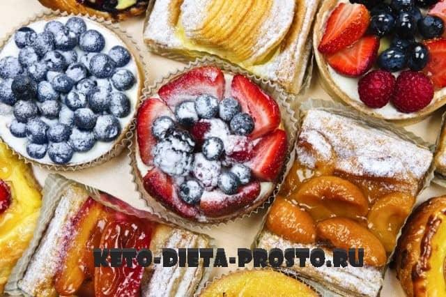 циклическая кето диета