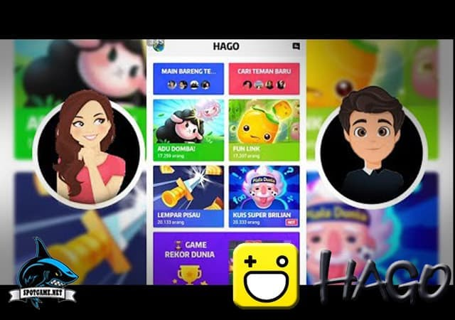 Game Hago Online Android - Spotgame