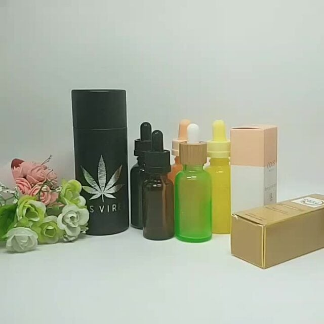 tinctures packaging