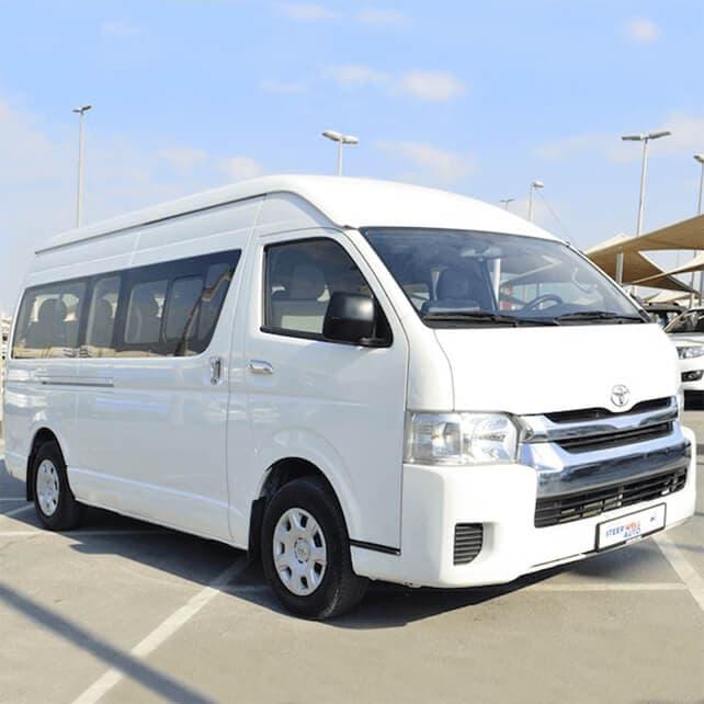 Staff Transportation Buses