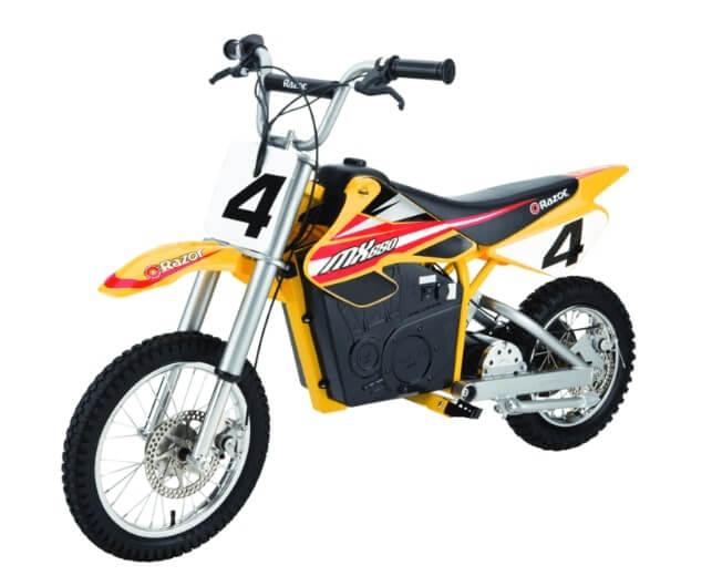 Razor MX650 Dirt Rocket