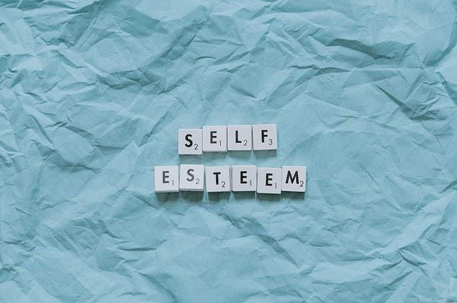 self esteem sign