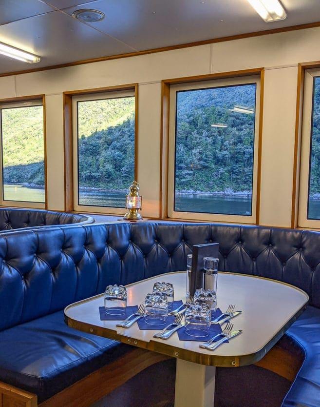 real journeys doubtful sound overnight cruise dinner