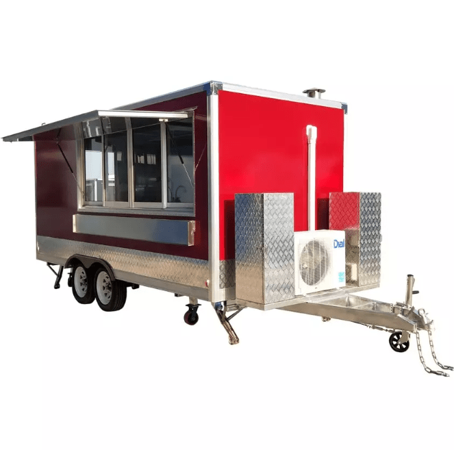 Mobile food vehicle manufacturer