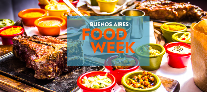 Buenos Aires Food Week 2019 – Edición Otoño