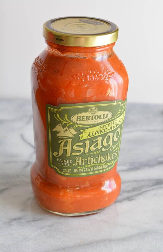 Bertolli Asiago Sauce