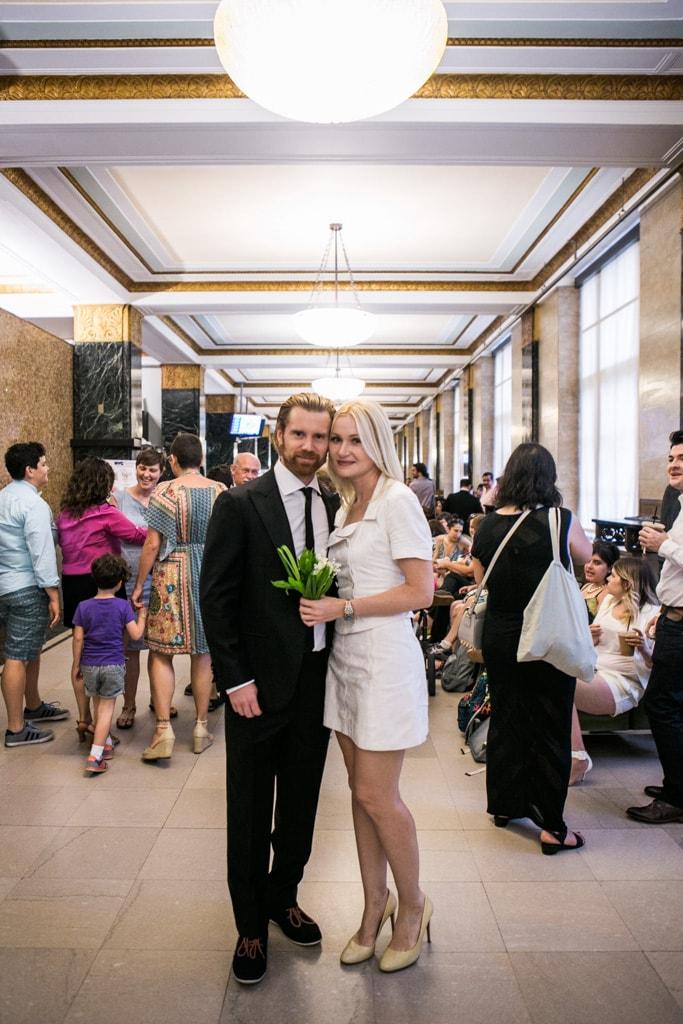 Photo 2 City Hall Wedding Nyc | VladLeto