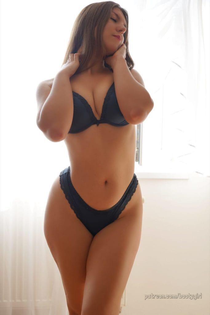 Sanya Booty Girl. Vegan model and twerker.