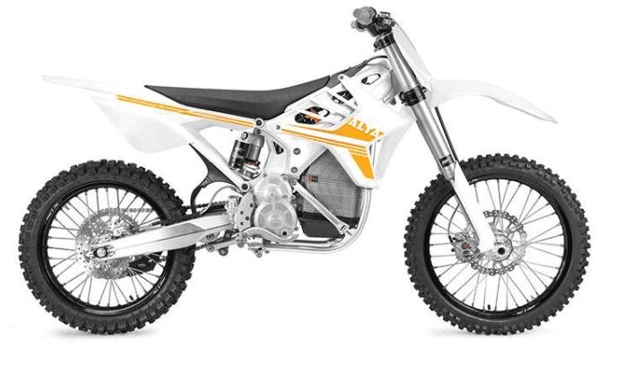 Electric Dirt Bike Brand from Alta Motors